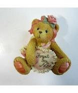 1994 Cherished Teddies Be my Bow Girl Cupid Bear Figurine #103586 - In t... - $12.99