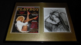 Goldie Hawn Signed Framed 16x20 Photo Display JSA - $134.63