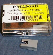 NEEDLE STYLUS EV PM2309D for Audio Technica ATN 102P  AT200EP ATN-112EP 212-D6 image 2