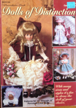 Porcelain Look Dolls of Distinction BKW166 Dre... - $7.00