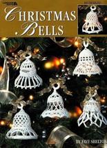 X168 Crochet PATTERN ONLY Christmas Bells Ornament Pattern - $14.50