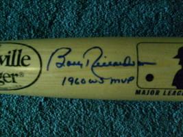 BOBBY  RICHARDSON   AUTH  SIGNED  AUTOGRAPH  350  L  SLUGGER   60  WS.- ... - $119.00