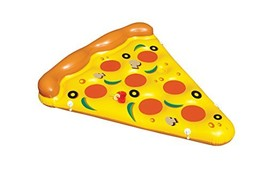 Swimline Inflatable Pizza Slice Pool Float - $24.06