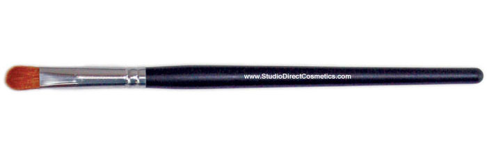 CHISEL 100% KOLINSKY RED SABLE MEDIUM OVAL KOLINSKI EYESHADOW BRUSH NEW - $16.99