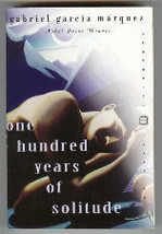 One Hundred Years of Solitude...Author: Gabriel Garcia Marquez (used pap... - $7.00