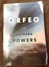 Orfeo...Author: Richard Powers (used paperback) - $10.00