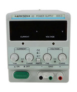 Digital 30V 5A Dual 110/220V Precision Variable DC Power Supply Cable Ad... - $99.99