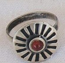 Red oxidized ring - $15.00