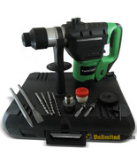 """1-1/2"""" Electric Rotary Hammer Drill Bit SDS Plus Demolition 1100W Concre... - $89.99"""