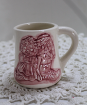 Vintage RAGGEDY ANN & ANDY Coffee/Tea Mug/Cup - $5.00