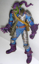 "Toy Biz Spiderman MARVEL LEGENDS 12"" GREEN  GOBLIN Super Posable Figure ... - $37.72"