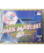 New York Yankees Edition Mix Match Major League Team game Age 4 - 8 Made... - $24.75