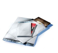 100 #7 Quality (Poly) 14.25x20 Bubble Mailer Envelopes - $50.45