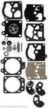 New! Walbro Carburetor Repair Rebuild Kit Stihl 009 010 011 020 024 Wood Boss - $15.95
