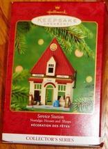 2001 Hallmark Service Station #18 in Series ~ MIB - $22.00