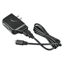 Original LG Micro USB Home/Wall Charger w/Data Cable for LG Optimus T (S... - $1.99