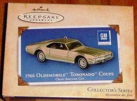 2004 Hallmark 1966 Oldsmobile Toronado Coupe #14 ~ MIB - $15.00