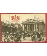 LONDON BANK ENGLAND Royal Exchange Horse Buggy Tuck - $15.00