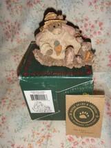 Boyds Bearstone Charlotte & Bebe The Gardeners - $10.99