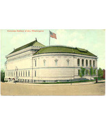 Corcoran Gallery of Art Washington City vintage  Post Card - $5.00