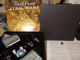 Trivia Pursuit Star Wars Classic Trilogy Collector's Edition Complete - $19.99