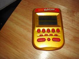 Yahtzee Electronic Handheld Game - $29.99