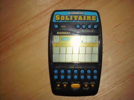 Radica Klondike Handheld Solitaire Game - $19.99