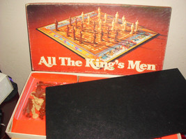 Parker Brothers All The King's Men Strategy Board Game - $14.99