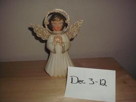 Plastic Vintage Christmas Angel - $14.99