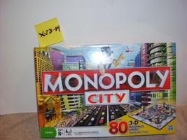 Monopoly City 3D  Hasbro 2009 - $24.99