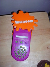 Electronic Handheld Game Nickolodeon Number  NickPuzzler Game - $9.99