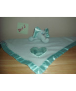Baby boom Blue Elephant Lovey Blanket - $9.99