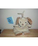 Carter's baby Brown Puppy Love  Baby Pull Crib Toy - $9.99