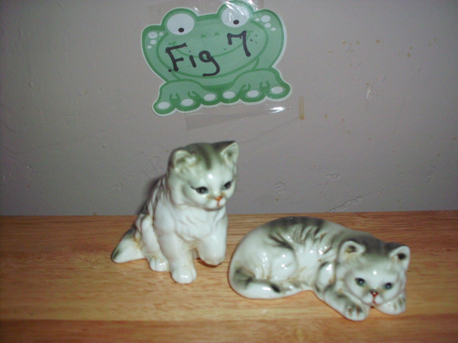 Enesco Cat figurines 1983 - $9.99
