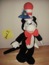 "Dr. Seuss Cat In The Hat with bluebird 19""  Plush - $9.99"