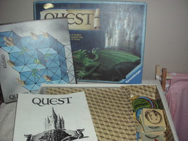 Ravensburger Magical Game of Quest Family Board Game - $17.99