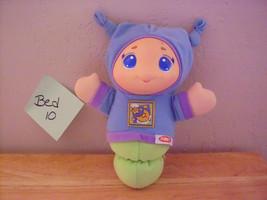 Playskool Musical Glo Worm Stuffed plush Toy - $14.99