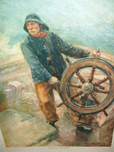 SOLD Fisherman - $34.30