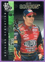 Jeff Gordon 2004 Press Pass NASCAR Racing Parallel Insert Card #P93 - $3.00