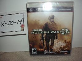 PS3 Call of Duty NIP Modern Warfare 2 - $24.99