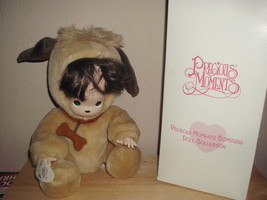Precious Moment Company Doll Collection, Hunter the Hound, Cuddle Buddie... - $24.99
