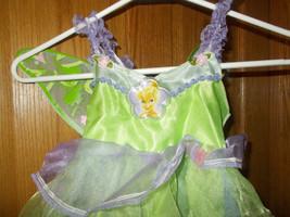 Disney Tinkerbell Halloween Costume Size 2-4 - $19.99