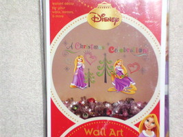 Disney Christmas priness Wall Art Decorations - $10.99