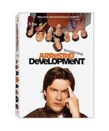 Arrested Development - Season 1 (DVD, 2009, 3-Disc Set) - $9.99