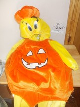 Halloween Tweety Bird in Jack O Lantern Pumpkin  Costume  Size 6-12 mo - $19.99