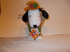 Peanuts Country Snoopy  animated giggles, move to country tune NWT - $19.99