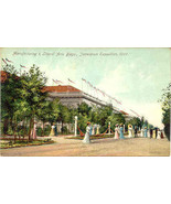 Jamestown Exposition Virginia 1907 Post Card - $6.00