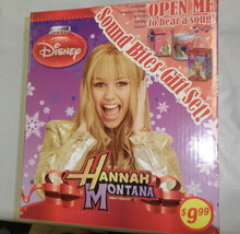 Disney Hannah Montana Sound Bites Gift Set - Mug &  Frame - $9.90