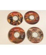 VIDEO GAME DISC ONLY DVD ROM COMPUTER PC MICROSOFT DUNGEON SIEGE 2 II AC... - $19.75