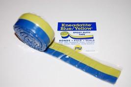 """6"""" Kneadatite Blue/Yellow, Green stuff Epoxy pu... - $12.95"""